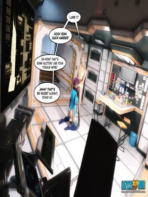 3D : Echo Ep.1- Waking up, Crazyxxx3D World Porn Comic sex 35