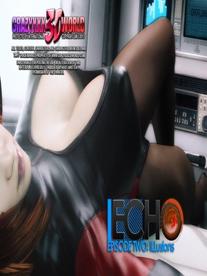 Porn Comics - 3D : Echo Ep. 2- Illusions- Crazyxxx3D World Porn Comic