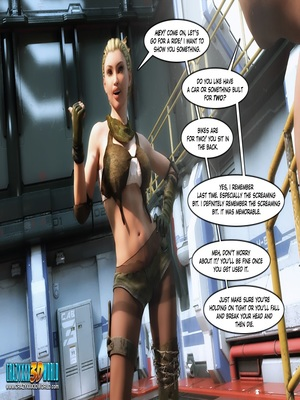 3D Porn Comics Echo Ep. 2- Illusions- Crazyxxx3D World Porn Comic 36