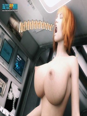 3D Porn Comics Echo Ep. 4- Red and Blue- Crazyxxx3D World Porn Comic 02