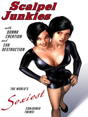 Porn Comics - Edelweiss- Scalpel Junkies free Porn Comic