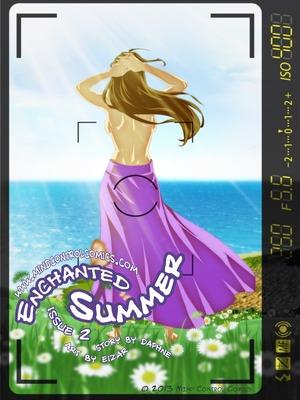 Porn Comics - XXX – Enchanted Summer 02- Mind Control Porn Comic