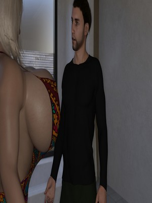 3D Porn Comics EndlessRain011- City of Goddesses 3 Porn Comic 29
