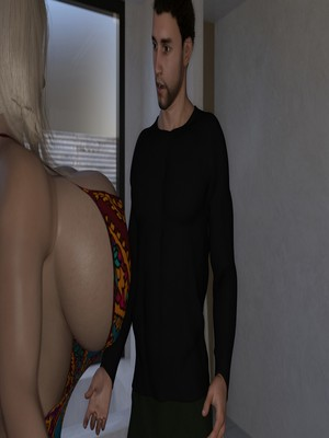 3D Porn Comics EndlessRain011- City of Goddesses 3 Porn Comic 32