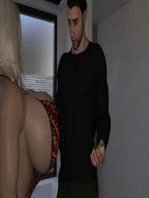 3D Porn Comics EndlessRain011- City of Goddesses 3 Porn Comic 35