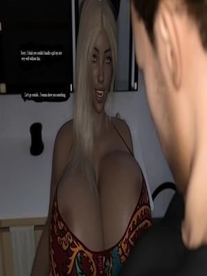3D Porn Comics EndlessRain011- City of Goddesses 3 Porn Comic 37