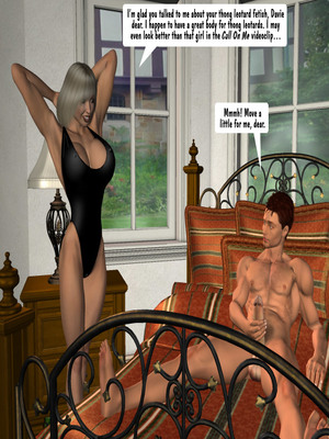 Porn Comics - 3D : Entropy- Absence Makes the Heart Grow Porn Comic
