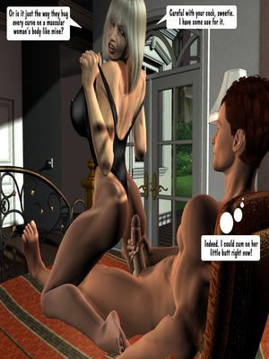 3D Porn Comics Entropy- Absence Makes the Heart Grow Porn Comic 04