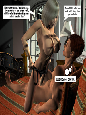 3D Porn Comics Entropy- Absence Makes the Heart Grow Porn Comic 05