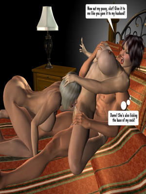 3D Porn Comics Entropy- Absence Makes the Heart Grow Porn Comic 15