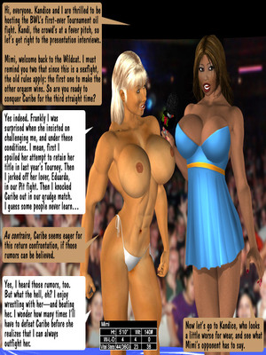 Porn Comics - 3D : Entropy- BAWL 139 Can Love Survive Porn Comic