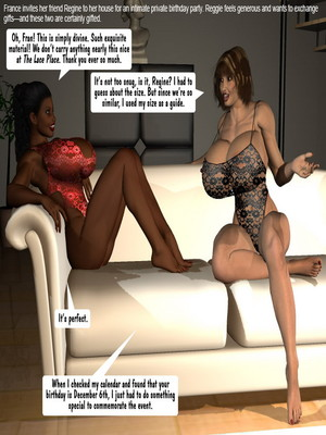 3D Porn Comics Entropy- Ladies in Heat Porn Comic 01