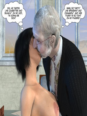 3D Porn Comics Epoch- Freehope 1 Porn Comic 46
