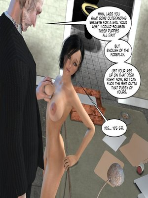 3D Porn Comics Epoch- Freehope 1 Porn Comic 47
