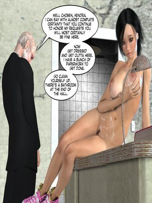 3D Porn Comics Epoch- Freehope 1 Porn Comic 52