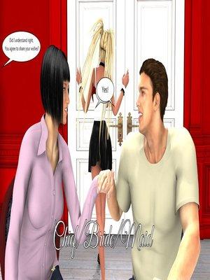 3D Porn Comics [Erismanor] Chief- Bride- Maid Porn Comic 01
