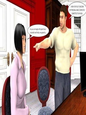 3D Porn Comics [Erismanor] Chief- Bride- Maid Porn Comic 03