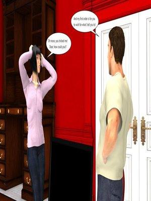 3D Porn Comics [Erismanor] Chief- Bride- Maid Porn Comic 04