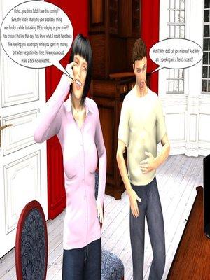 3D Porn Comics [Erismanor] Chief- Bride- Maid Porn Comic 07