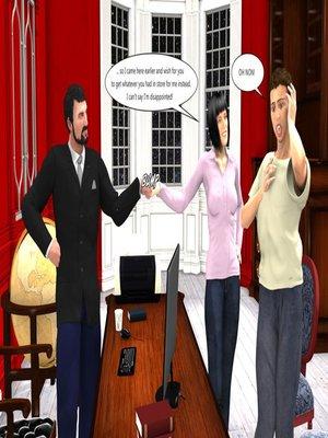 3D Porn Comics [Erismanor] Chief- Bride- Maid Porn Comic 08