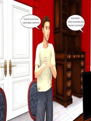 3D Porn Comics [Erismanor] Chief- Bride- Maid Porn Comic 09