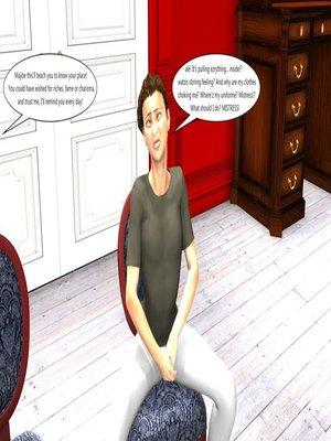 3D Porn Comics [Erismanor] Chief- Bride- Maid Porn Comic 10