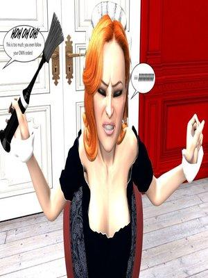 3D Porn Comics [Erismanor] Chief- Bride- Maid Porn Comic 15