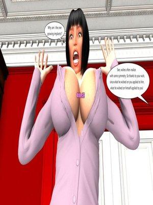 3D Porn Comics [Erismanor] Chief- Bride- Maid Porn Comic 20