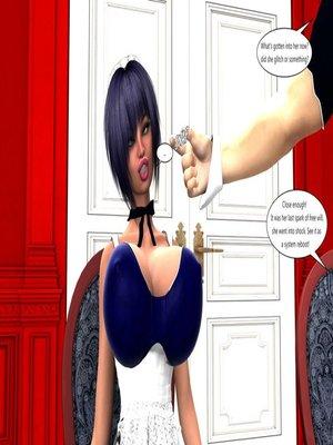 3D Porn Comics [Erismanor] Chief- Bride- Maid Porn Comic 35