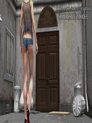 3D Porn Comics Erismanor- Super Size Model Porn Comic 01