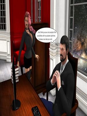 3D Porn Comics Erismanor- Super Size Model Porn Comic 13