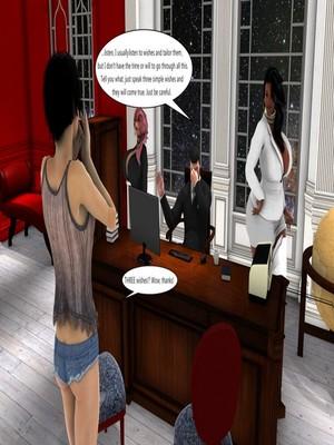 3D Porn Comics Erismanor- Super Size Model Porn Comic 17