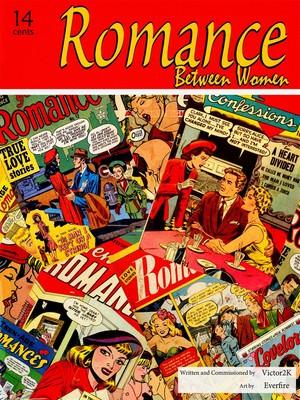 Porn Comics - Everfire- Romance Between Women free Porn Comic