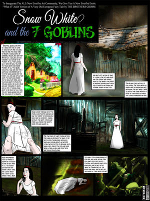 Porn Comics - Everfire- Snow White And The 7 Goblins free Porn Comic