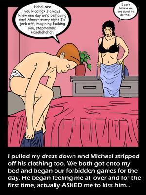 Everfire- Stepmom Is My Slave free Porn Comic sex 82