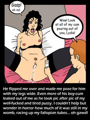 Everfire- Stepmom Is My Slave free Porn Comic sex 91