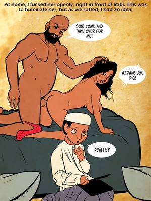 Porncomics Everfire- Wife Mother Sex Slave Porn Comic 15