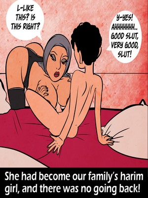 Porncomics Everfire- Wife Mother Sex Slave Porn Comic 30