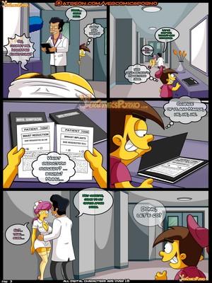 Adult Comics Fairly OddParents- Milf Catcher's II Porn Comic 04