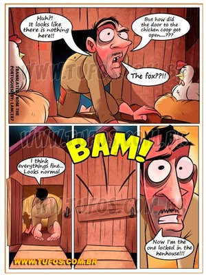 Porncomics Familia Caipira 8- There's A Fox In The Henhouse Porn Comic 05