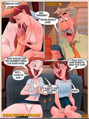 Familia Sacana 36 – ( Her Friend From Church ) free Porn Comic