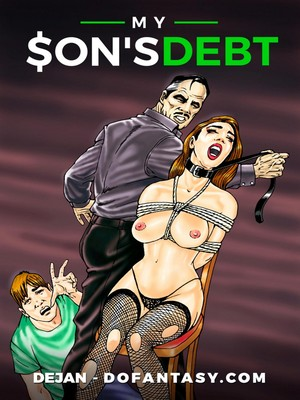 Fansadox Collection 469- My Sons Debt – Dejan free Porn Comic sex 08