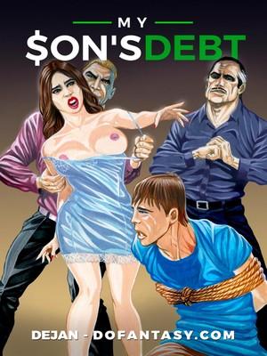 Fansadox Collection 469- My Sons Debt – Dejan free Porn Comic sex 09