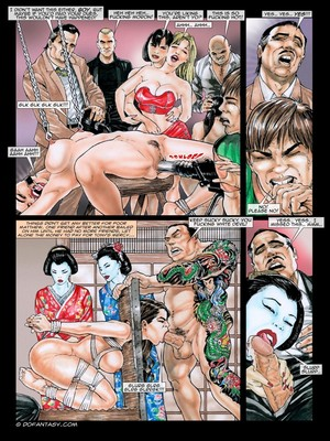 Fansadox Collection 469- My Sons Debt – Dejan free Porn Comic sex 51