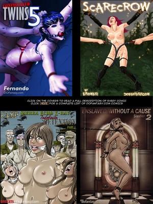 Fansadox Collection 469- My Sons Debt – Dejan free Porn Comic sex 82