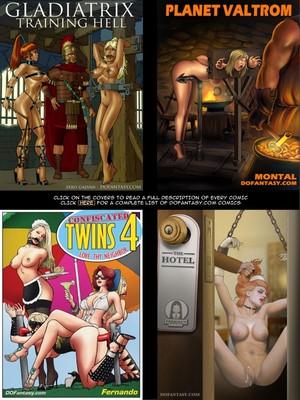 Fansadox Collection 469- My Sons Debt – Dejan free Porn Comic sex 86