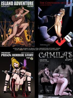 Fansadox Collection 469- My Sons Debt – Dejan free Porn Comic sex 90