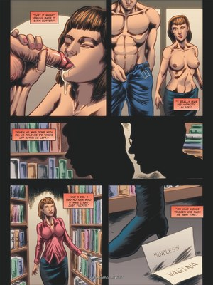XXX – Fantasy World 02- Mind Control Porn Comic
