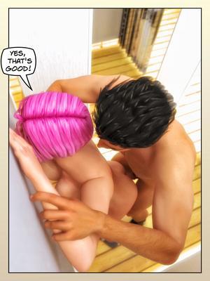 3D Porn Comics FantasyErotic- Shopping Fun Porn Comic 25