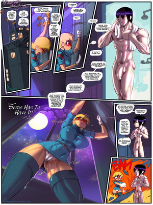 Porn Comics - Fred Perry- Seras has to have it! free Porn Comic